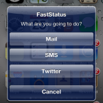 Trifecta Tweak: FastStatus Cydia Tweak 2012