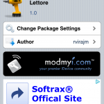 Add Reader Option Full-Time; Lettore Cydia Tweak