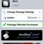 Animate Your Multitasking; Aero Cydia Tweak