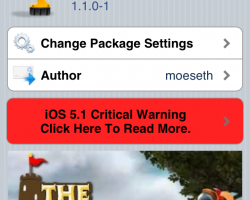 Clearlocknotification cydia tweak
