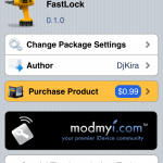 Make Calls, Text, Take Photo, and More From Lockscreen Using Fastlock Cydia Tweak
