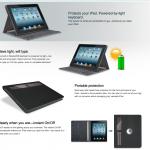 Logitech Announces Solar Powered Bluetooth Keyboard Case