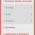 AP Calculus iPhone App: Review
