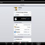 NCPad Cydia Tweak:  Adds Full length Banner Notifications On iPad