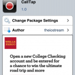 CallTap Cydia Tweak: Call Directly From Contacts Page With A Tap