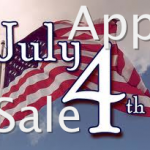 Top iOS Apps Discounted For July 4th:  Get em while their Hot!!!!!!!!!!
