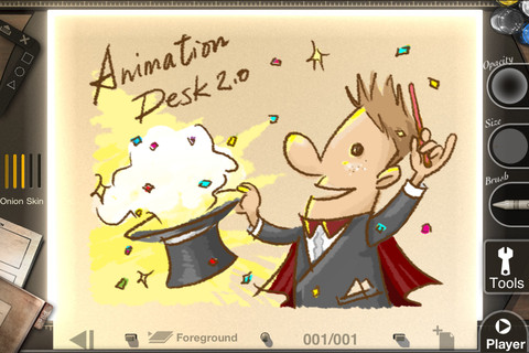 Animation Desk 2.0 By Kdan Mobile Software Goes Free In App Store Until ...