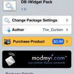 DB iWidget Pack Cydia Tweak: Add 12 More Widgets To IWidget