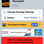 AutoReply Using iMessage: iOccupied Cydia Tweak