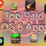 Top Twenty iOS Games Optimized For iPhone 5 October 2012
