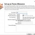 Setup iTunes Allowances: Limit Childs iTunes Spending[Video]