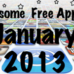 Five Free iOS Apps January 14, 2013