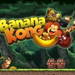 Banana Kong iOS Device: Donkey Kong Clone But Much Better