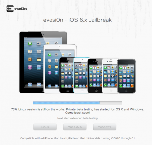 Evad3rs Jailbreak