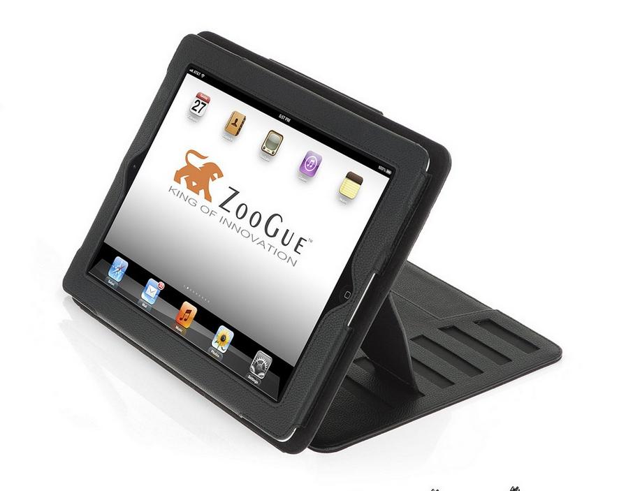 "Zoogue ""Genius"" Pro iPad Case: Best iPad Case Available Today"