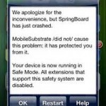 "How To Fix ""Exit Safe Mode"" Problem On jailbroken Devices"
