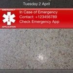 ICE – In Case of Emergency iOS App Review