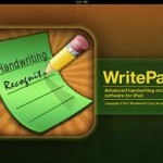 WritePad Note Taking iOS App Review