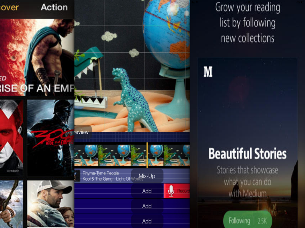 Best iOS Apps 2014 March