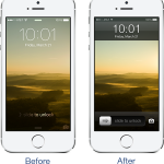ClassicLockScreen: Brings The iOS 6 Lock Screen To iOS 7