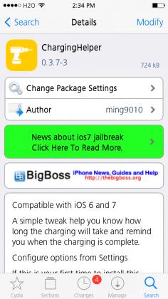 Best Top 5 Free Cydia Tweaks iOS 7 April 19, 2014[Video