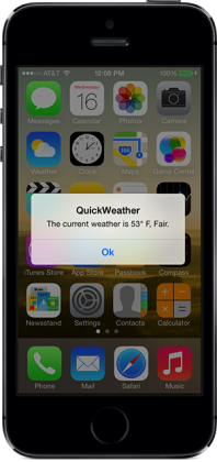QuickWeather
