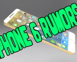 iPhone 6 Leaked Photo