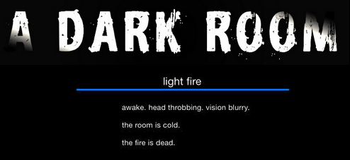 A Dark Room iOS App