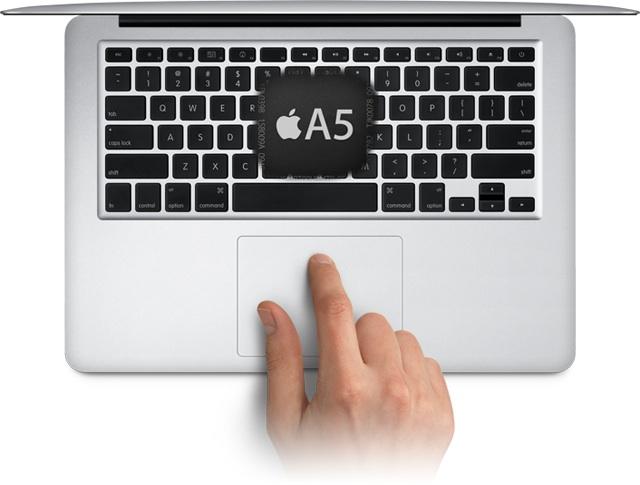 Mac ARM Processor