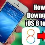 Downgrade From iOS 8 Beta to iOS 7.1.1