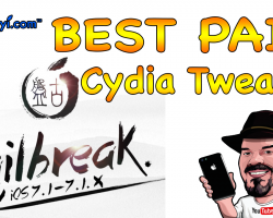 Paid Tweaks Pangu Jailbreak