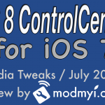 How To Make iOS 7 Control Center Look iOS 8 Control Center