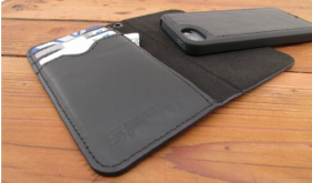 Dock Artisan iPhone 5 Wallet Case