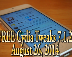 Best Five Free Cydia Tweaks Pangu Jailbreak
