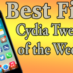 Best Five iOS 7 Cydia Tweaks of The WEek September 8, 2014 [Video]