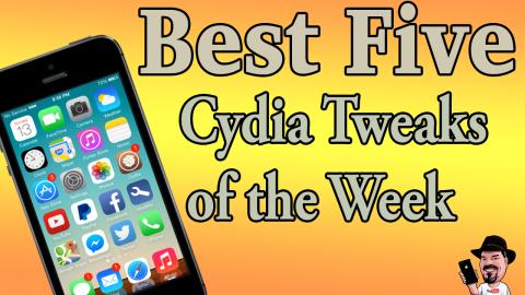 best five tweaks of week