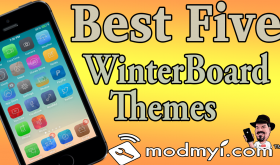 best five winterboard themes