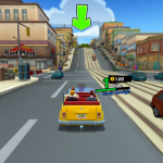 Crazy Taxi City Rush iOS App