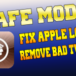 How To Enter Safe Mode on iOS Device iPhone iPod iPad