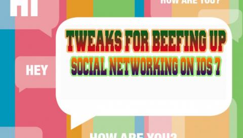 Social Network Tweaks