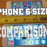 iPhone 6 Clone Comparison To iPhone 5