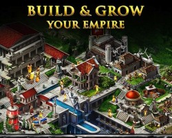 Game of War: Fire Age iOS App