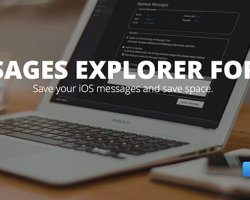 message explorer