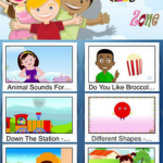 Kids-Zone: The Perfect iOS App For Entertaining Kids