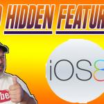 20 Hidden Features iOS 8