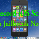 How To Record iOS Screen No Jailbreak Needed September 2014 [Video]