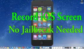 record iOS screen