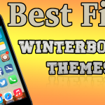 Best Five iOS 7 Winterboard Themes September 14, 2014