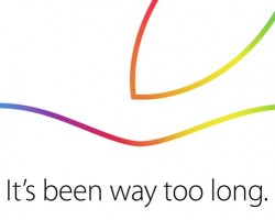 Apple Oct. 16 Event