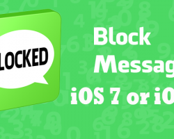 block imessages ios 8